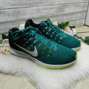 Nike Air Zoom Structure 19 Mens Running Shoe teal